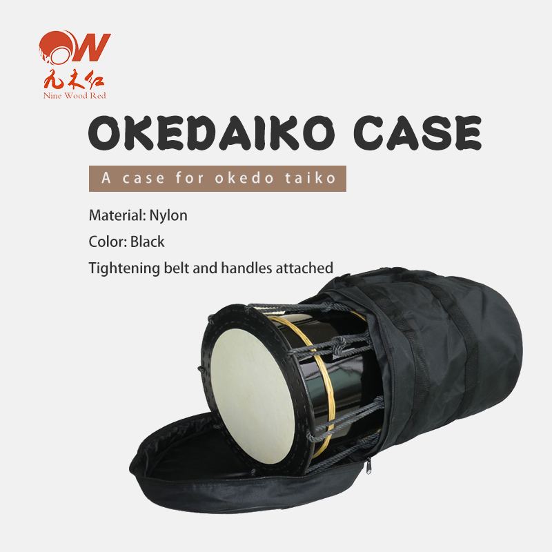 Oke-drum case