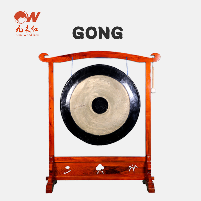 Gong + hanging stand